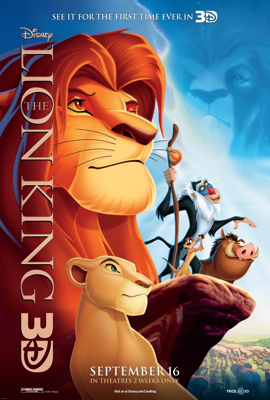 The Lion King 1994 Manju Reijmer