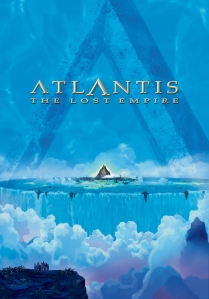 Atlantis The Lost Empire poster