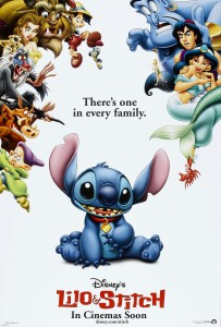 lilo and stitch one in every family