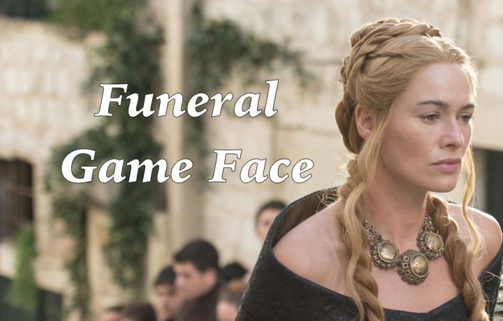 funeralgameface