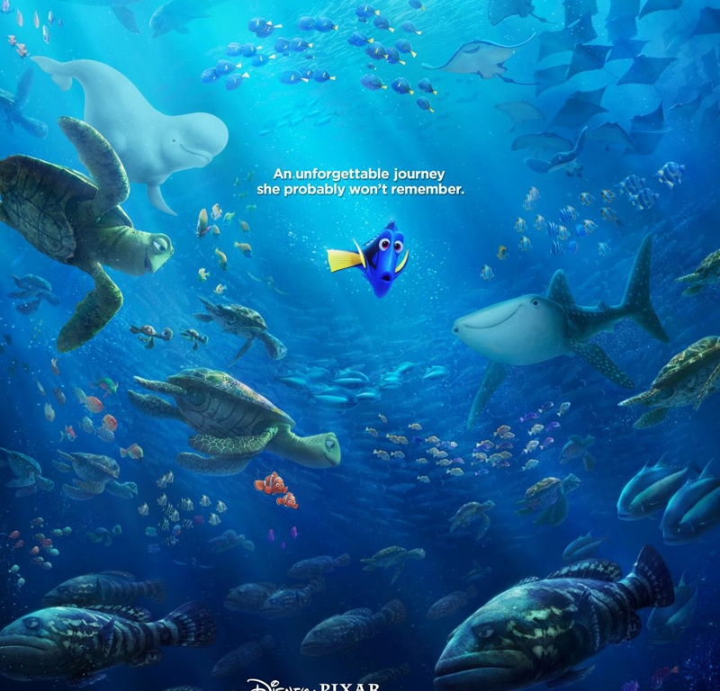 With Finding Dory Pixar Again Falls Into The Trap Of Repetition
