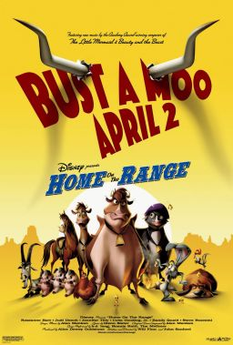 Disney's most ridiculous movie, Home on the Range, is an audacious surprise