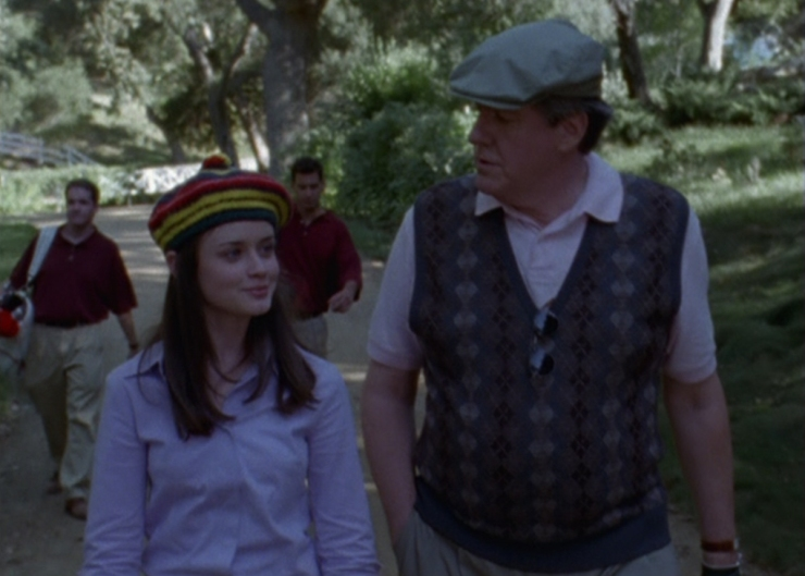 kill-me-now-rory-and-richard-gilmore-girls-screenshot-episode-3-season-1